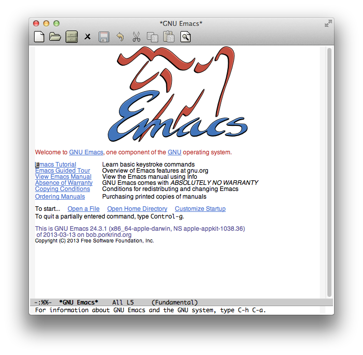 How to Use Emacs, an Excellent Clojure Editor | Clojure for the